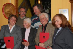 Ehrung langjähriger SPD-Mitglieder*innen