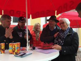 Wahlarena (2017) mit Dirk Schött und Ewald Schurer