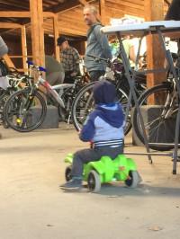 Radlflohmarkt 2017 (Ereignis für Kinder)