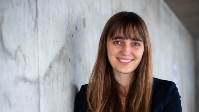 Bundestagskandidatin Magdalena Wagner